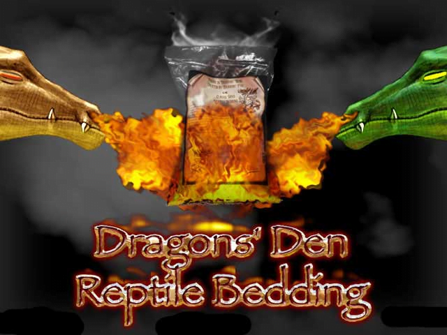 Dragon's Den Bedding - made from Dragon\'s Fire
